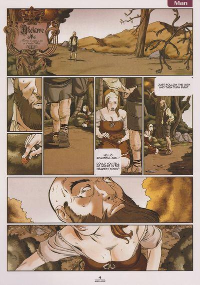 [Manolo Carot] Akelarre (chapters 1-8) [ENG]