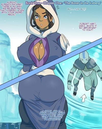 Avatar The Last Airbender XXX- Jay Marvel