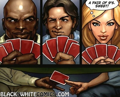The Poker Game 1 - part 2