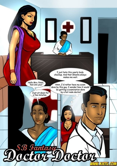 Savita Bhabhi 7 - Doctor Doctor