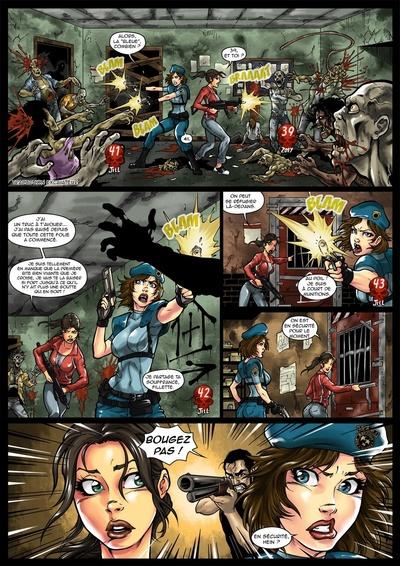 Hot Duels 2 - Jill VS Zoey