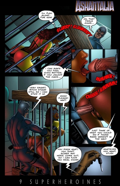 Ashantalia - Master Of Arms - part 2