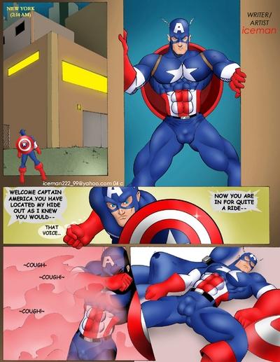 il capitano america