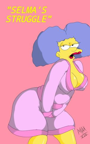 The Simpsons- Selma's Struggle –