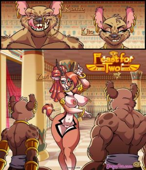 Feast For Two -SexyFur