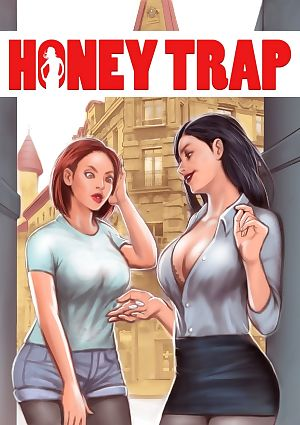 Giantess Fan- Honey Trap