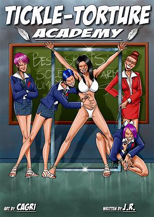 Tickle – Torture Academy
