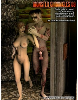 3DFiends Monster Chronicles Ch. 09