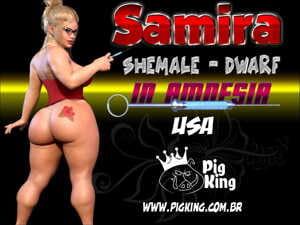 PigKing- Samira in Amnesia