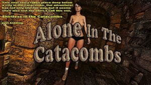 Casgra- Nuit Bleu 2 – Alone in the Catacombs