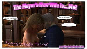 Wendy Thorne- The Mayor's New Wife Is… Me?