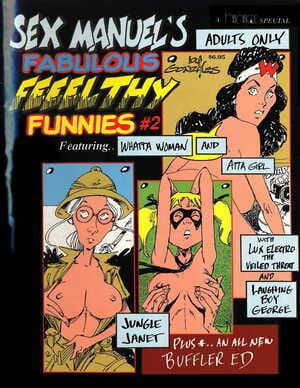 Gonzales – Sex manuel´s fabulous feeelthy funnies #2