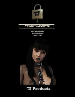 Tawny Tomsen – Tawny's Monster