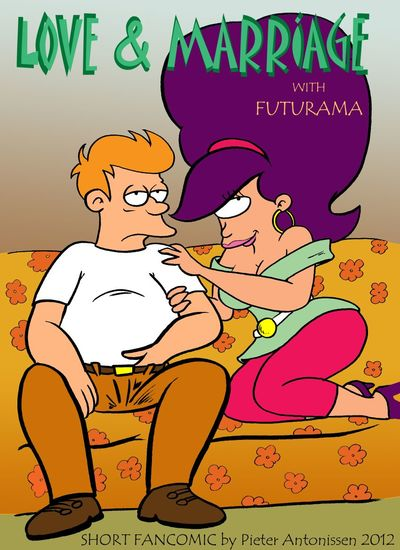 Futurama - Love and Marriage