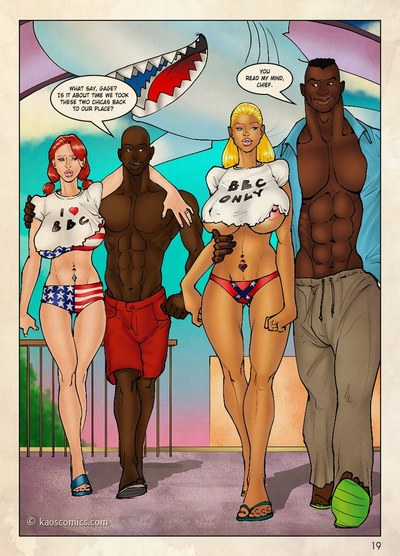 Kaos- Flag Girls Get Fucked - part 2