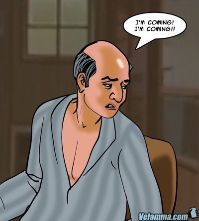 Velamma Episode 64- Blackmailed 2 - part 2