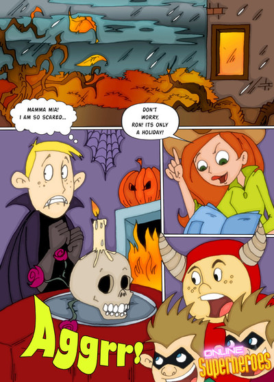 Kim Possible - Halloween