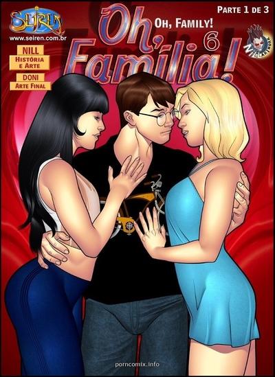 Oh, Familia! 6 - Part 1 (English)