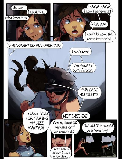 The Legend of Korra- Apprehended - part 2