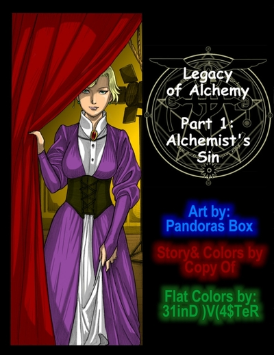 Pandora Box- Legacy of Alchemy