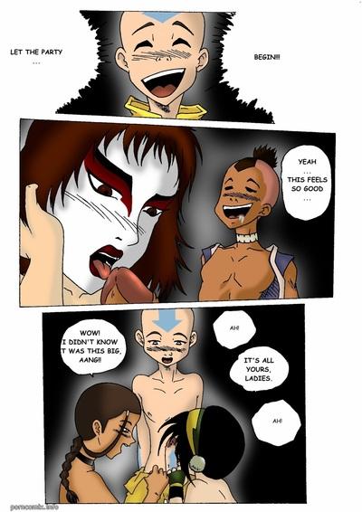 Avatar Last Airbender- An Unknown Aspect - part 2