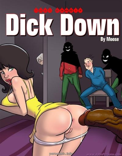 John Persons- XMas Bandit - Dickdown