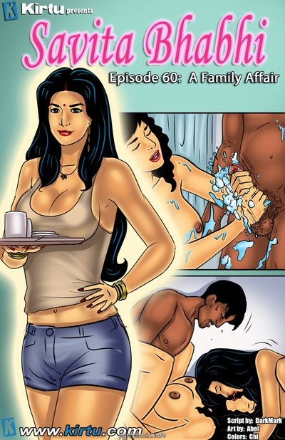 Savita Bhabhi 60- A Family Affair