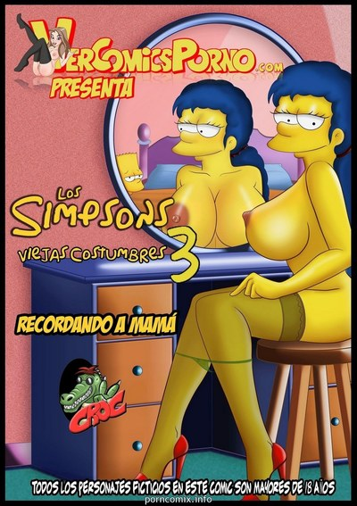 Los Simpsons 3- Old Habits