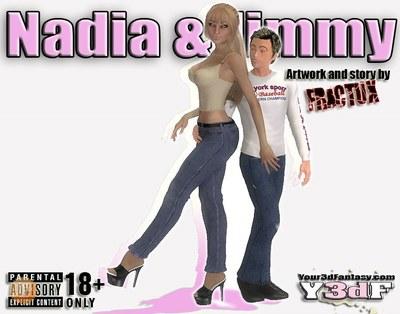 Y3DF- Nadia and Jimmy - Broken 1