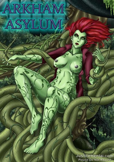 Arkham Asylum- Justice Hentai