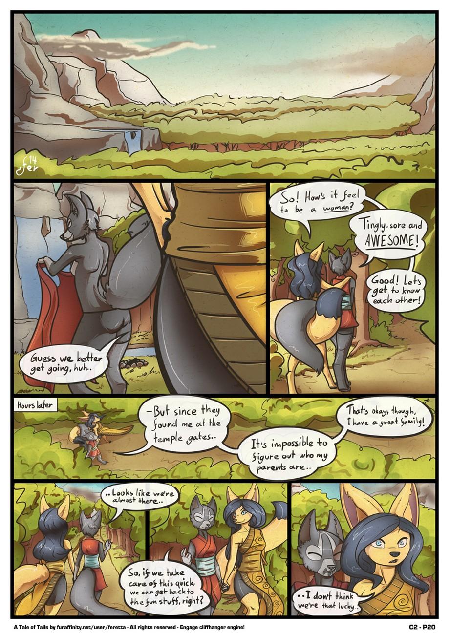 A Tale Of Tails 2 - Flightful Dreams - part 2