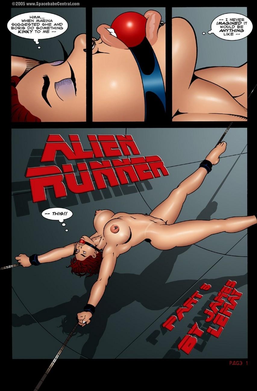 Alien Runner - part 2