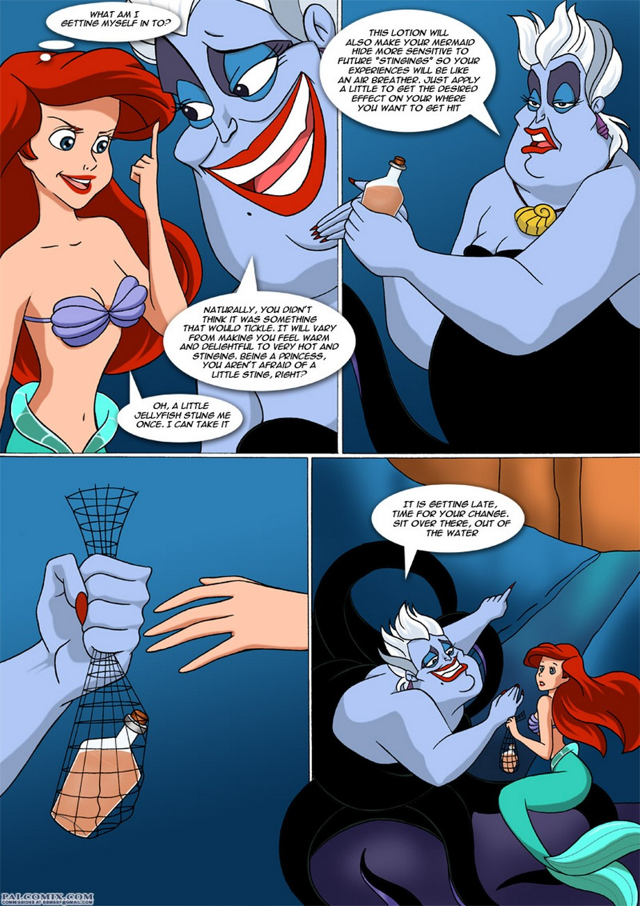A New Discovery For Ariel