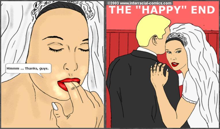 Her Wedding Day- Interracial - part 2