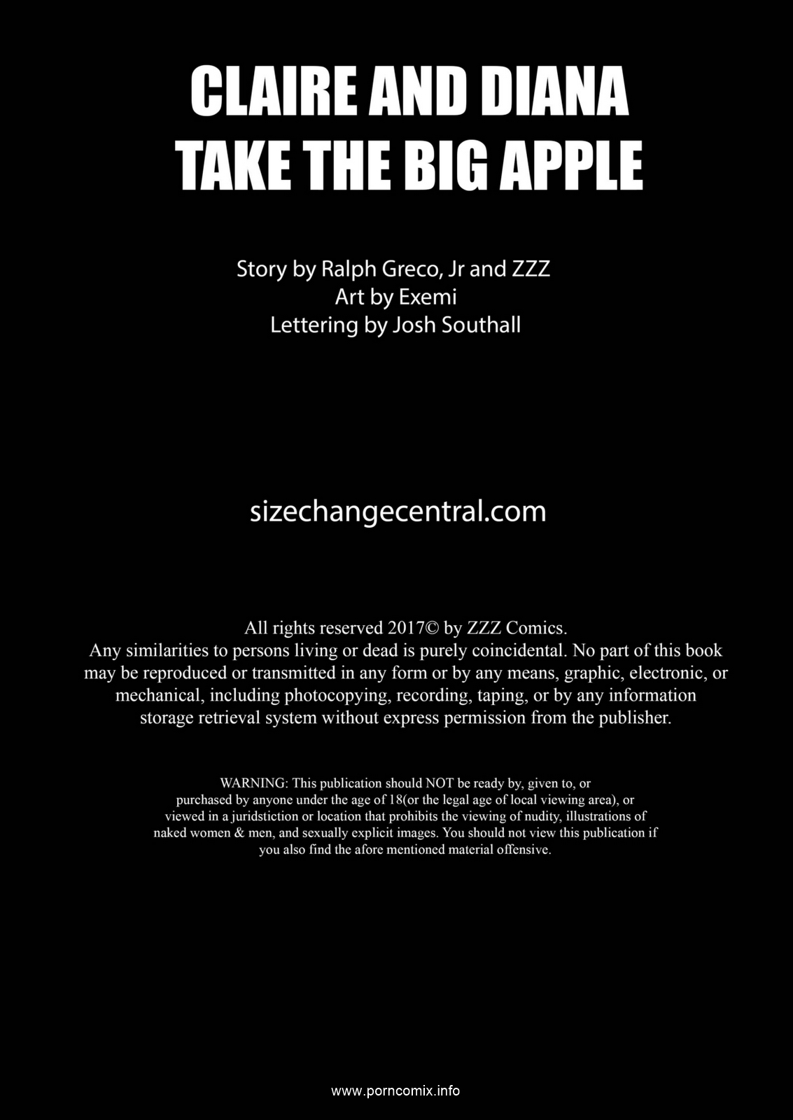 ZZZ- Claire and Diana- Take Big Apple