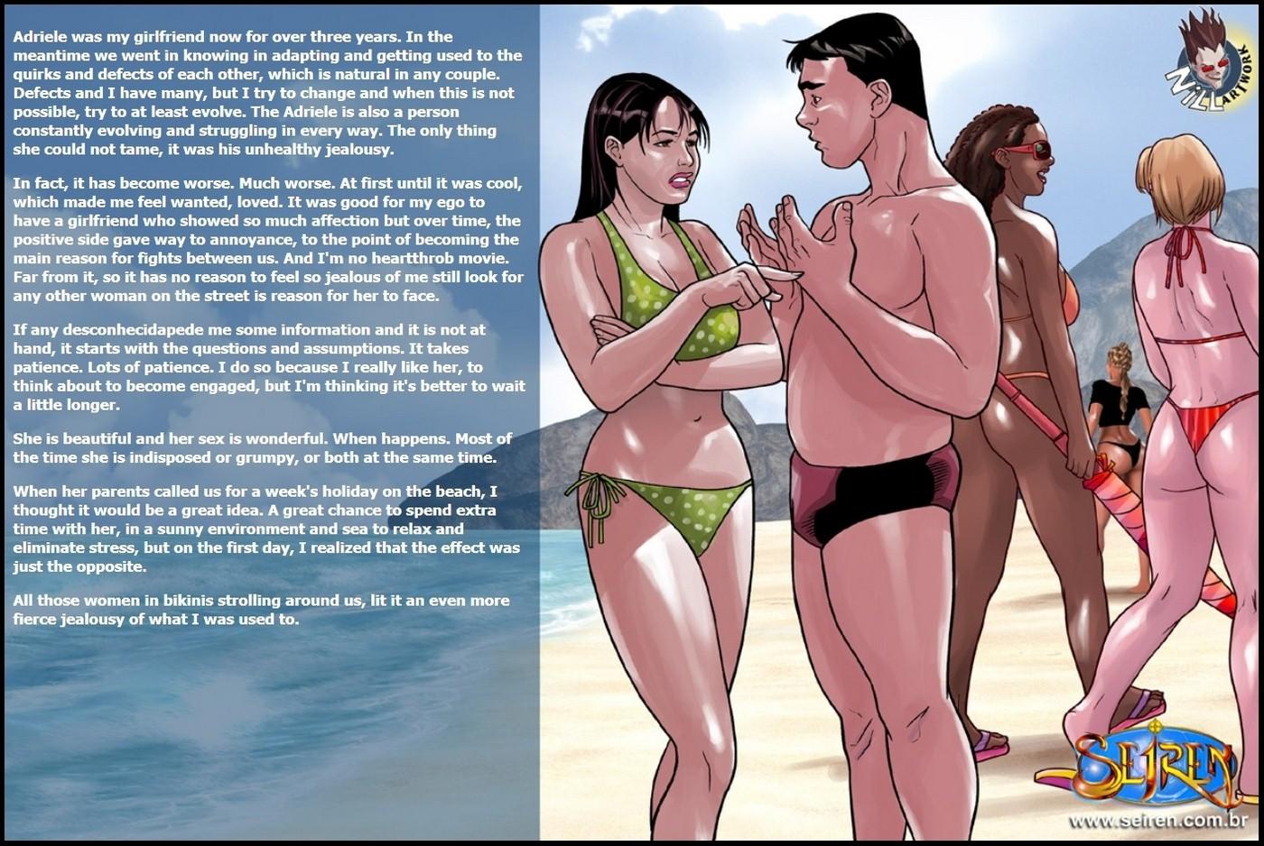 Seiren- Beach Love (English)