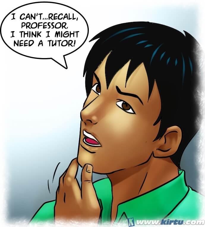 Savita Bhabhi 69- Student Affairs
