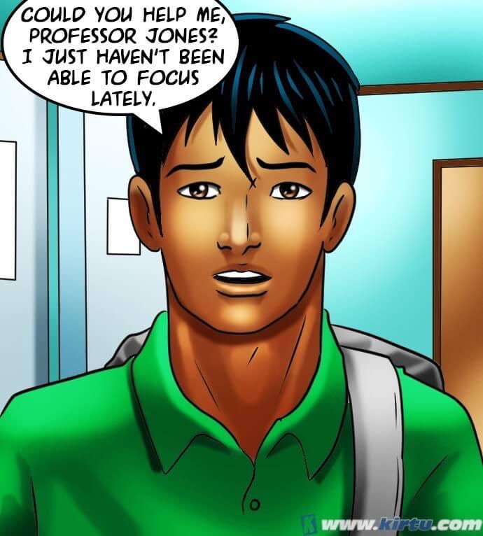 Savita Bhabhi 69- Student Affairs - part 3