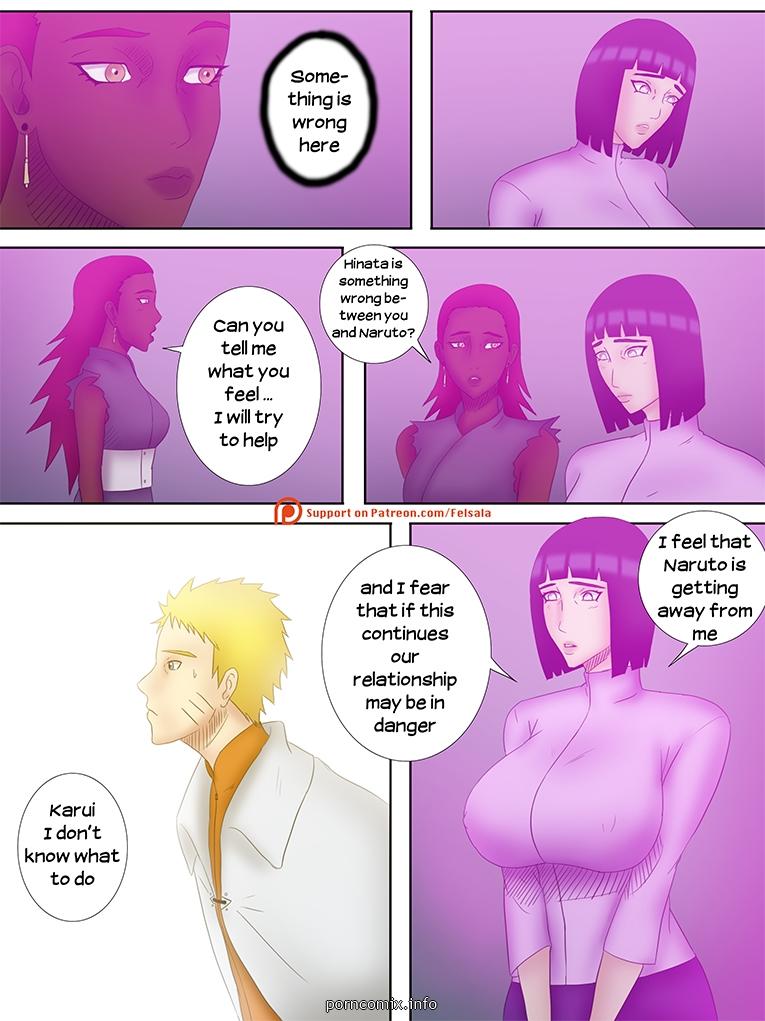 (Felsala) Naruto Hokage [English] - part 3