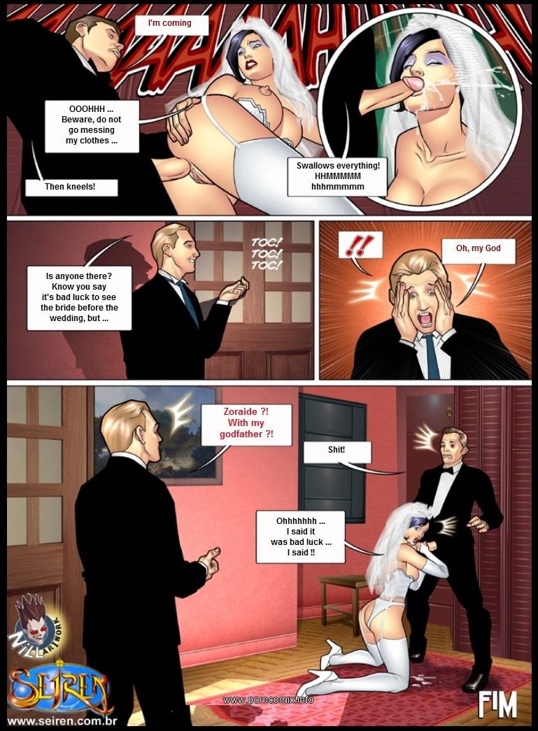 Curtas 12- Dress Bride (English)- Seiren