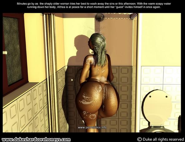 Ms Jiggles 3D - Part 2- Duke Honey - part 2
