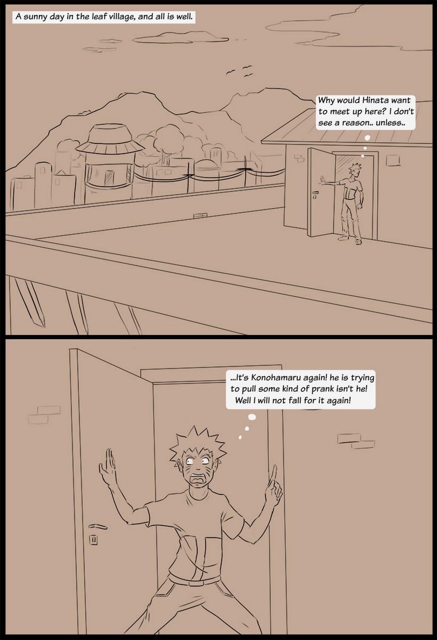 Naruto And Hinata\'s Sunbathing Experiencch