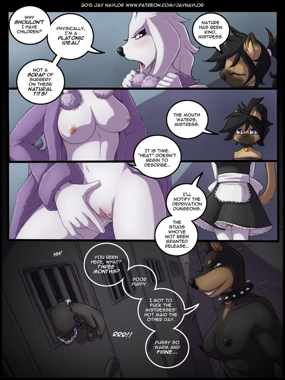 The Best Laid Mistress