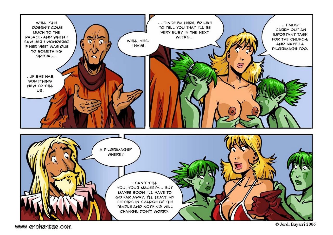 Enchantae 9 - The King And I