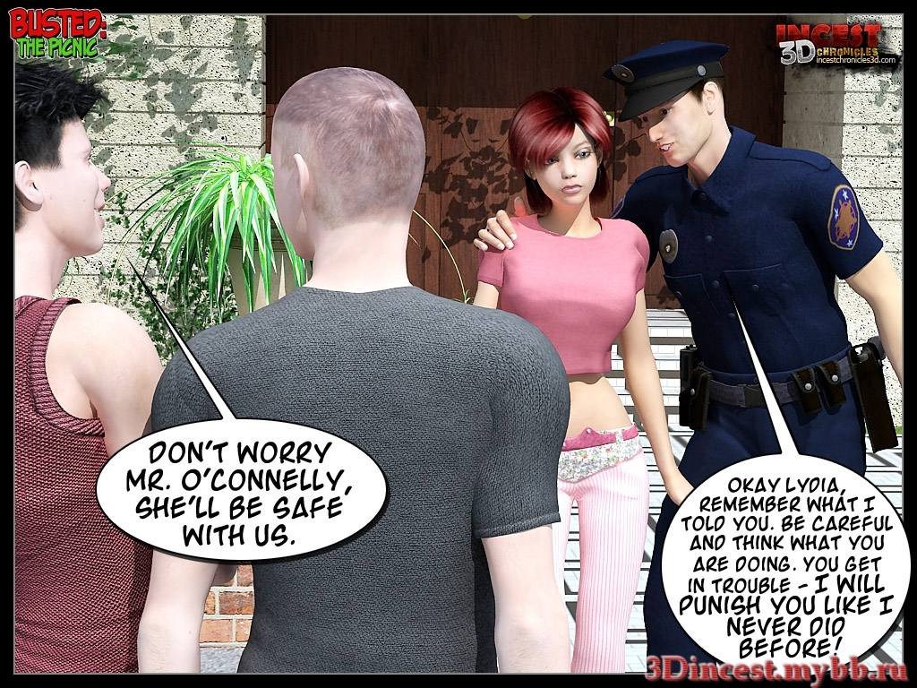 Busted 1 - The Picnic
