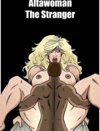 Alta Woman-The Stranger