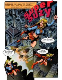 DraemTalesComix- Super Suzy Vs Mad Marilyn