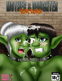 – Mother & Daughter Torture