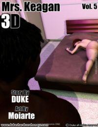 Dukeshardcore- Mrs. Keagan 3D Vol.5
