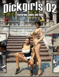 Dickgirls 02- Blackadder